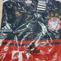 Jersey Baju Bayern Munchen Away Munich Big Size 3XL 17/18 Grade Ori