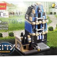 Block/Lego City Market Street 1108