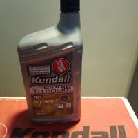 Kendall GT-1 Oli Full Synthetic 5W30 Liquid Titanium
