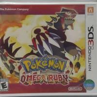 KASET NINTENDO 3DS POKEMON OMEGA RUBY ORAS SECOND Bekas CARTRIDGE