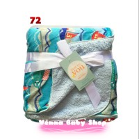 Selimut Bayi Carter / Carters DF / Double Fleece Original Import