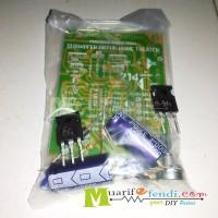 Jual PAKET DIY Subwoofer Power Amplifier Untuk Home theater plus filter Murah