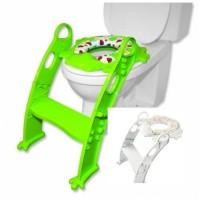 * Baru * Karibu Cushion Seat Potty Ring Closet Bayi Potty Seat Tangga