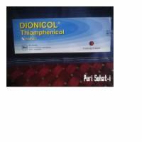 Dionicol (Thiamphenicol)