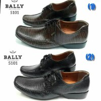 harga Sepatu/ Kerja Kantoran/ Pantofel Kulit/ Bally Tali/ Sepatu Kulit Murah Tokopedia.com