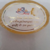 K Brother Honey Soap with Pure Gold