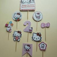 c828fe46a Jual Kue Ulang Tahun Hello Kitty - Harga Terbaru 2019 | Tokopedia
