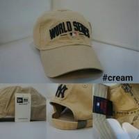 harga Topi Baseball Ny New Era World Series Import Unisex( 5 Warna ) Tokopedia.com