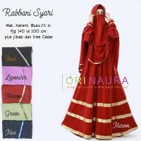 baju muslim wanita rabbani syari