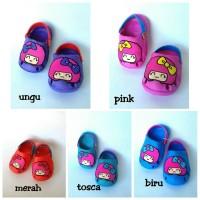 Sepatu Sandal Anak Perempuan Cewe JSL