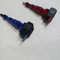 harga Jalu Pelindung/slinder Body Cnc Xabre,vixion,ninja250,r15,r25 Tokopedia.com