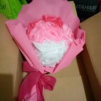 murah lampu bunga rose bs nyala wrn pink putih,cocok buat hadiah pacar
