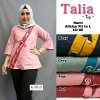 talia top by KARA hijab