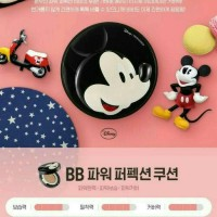 Jual the face shop bb powder perfect cushion mickey mouse original korea Murah