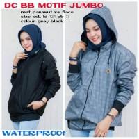 Jaket Wanita DC Bolak Balik Motif Jumbo  b69ef319f0