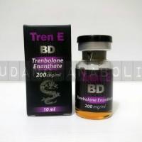 Tren E BD 200mg 10ml Trenbolone Enanthate Parabolin E Black Dragon