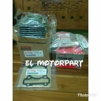 harga Paket Blok Seher - Piston Kit Dan Paking Blok Mio M3 Asli Yamaha Tokopedia.com