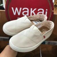 Sepatu Wakai Hashigo 122 Offwhite Original Sale