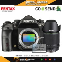 harga Pentax K-1 Kit Dfa 28-105mm F/3.5-5.6 Ed Dc Wr Tokopedia.com