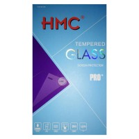 Hmc Htc One Max - 5.9 Inch Tempered Glass - 2.5d Real Glass
