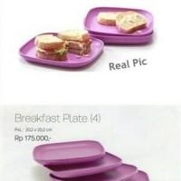 Jual Tupperware Breakfast Plate (Piring Makan) DISKON 40% Murah