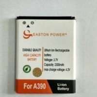 Baterai Lenovo A390 Batrai Double Power