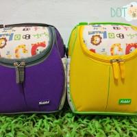 Kiddy Cooler Bag- Tas Penyimpan Asi- Susu Bayi - ( Tahan Panas ) K94