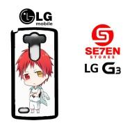 Casing HP LG G3 akashi Custom Hardcase