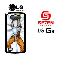 Casing HP LG G3 Dragon Ball Z GOKU Custom Hardcase