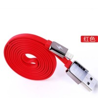 Remax King Kong Cable Iphone 1M - Red