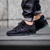 harga Sepatu Sneakers Kets Cowok Pria Murah Asics Gel Lyte V Premium Hitam Tokopedia.com
