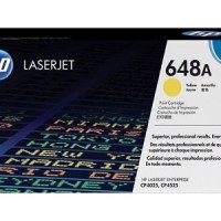 Toner HP 648A CE262A Yellow