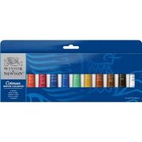 Jual Winsor & Newton Cotman Watercolours 12x8ml  Murah