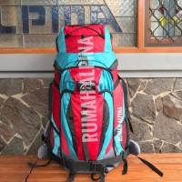 New tas Carrier alpina - Tas Gunung Alpina - Tas Ransel