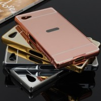 CASING HP MIRROR BACK COVER CASE SONY Z5 COMPACT