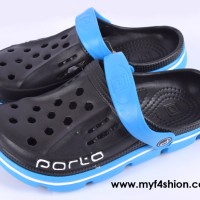 104 sepatu pria sandal kekinian crocs kw