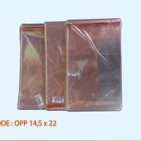 Plastik Opp 14,5 X 22