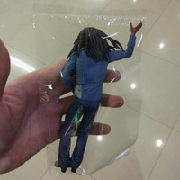 NECA BOB MARLEY ACTION FIGURE