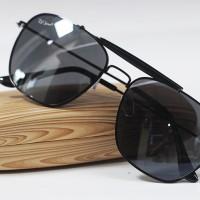 Jual Kacamata / sunglasses / frame aviator old school Murah