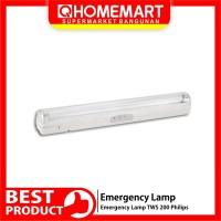 Jual Emergency Lamp Lampu Emergency Lampu Darurat Philips TWS 200 Murah