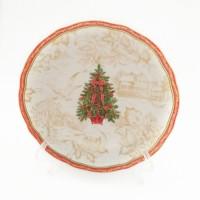harga Piring Makan Sango Motif Christmast Tree Tokopedia.com