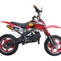 harga Sepeda Motor Anak Trail Mini Pocket Db01 Pullstarter Tokopedia.com