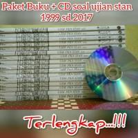 Buku kumpulan Soal Tes Masuk USM PKN STAN 2018 terbaru