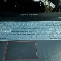 """keyboard protector For Asus ROG 15.6"""" GL553V FX53VD FX53V"""