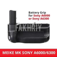 Meike MK-A6300 Pro (Battery Grip for Sony A6000 A6300)