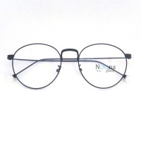 Jual Frame Kacamata Korea Wanita Bulat N022 FBL Minus Fashion Murah