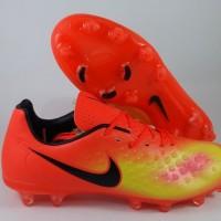 Sepatu Bola Nike Magista Opus 2 Orange FG Replika Import