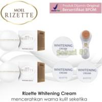 Jual Cream Pemutih Wajah MOEL RIZETTE WHITENING CREAM Murah Promo Murah