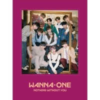 WANNA ONE 1ST MINI ALBUM PREQUEL REPACKAGE - TO BE ONE [NOTHING WIT