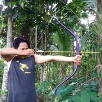 Busur PVC SMP SMA Pemula Termurah Panahan / Archery
